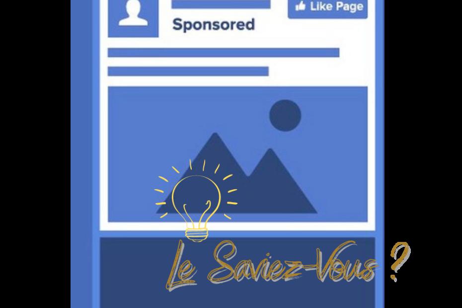 Facebook Ads_Le Saviez-Vous _